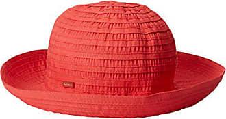 887e38e0d08 Betmar Damen Sonnenhut Classic Sunshade Rot Bright Coral
