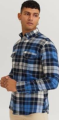 Flanellskjorter − 91 Produkter fra 10 Merker | Stylight