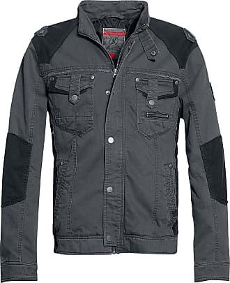 Brandit Blake Jacket charcoal XL