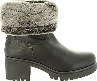 81bcc01a7e227b Panama Jack PIOLA B23 - Damen Schuhe Stiefeletten Stiefel -  Nappa-Grass-Negro