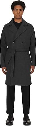 A.P.C. A.p.c. Detective coat ANTHRACITE CHINE L