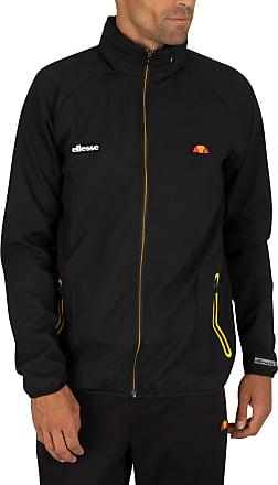 Ellesse Mens Calamita Track Jacket, Black, XL