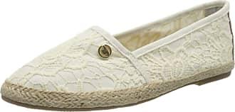 Tom Tailor Womens 8092013 Loafer, Beige Cream 00182, 8 UK