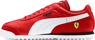 Puma Tênis Puma Scuderia Ferrari Roma Vermelho