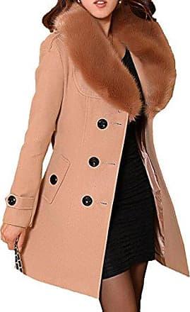 hot sale online f257f e2d8a Pelzmäntel für Damen − Jetzt: bis zu −70%   Stylight