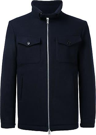 Kent & Curwen patch pocket jacket - Blue