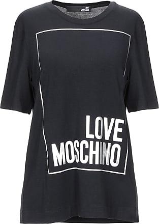 Love Moschino - T-shirt avec logo et seq