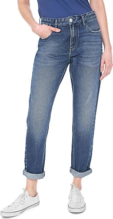 Zoomp Calça Jeans Zoomp Boyfriend Bruna Azul