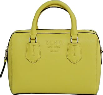 DKNY DKNY Womens Karan New York Bag noho top case R924HC87 KFC sun/dune