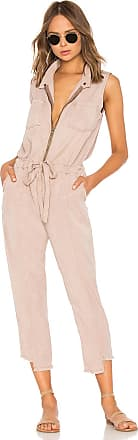 Young Fabulous & Broke Linette Jumpsuit in Rose