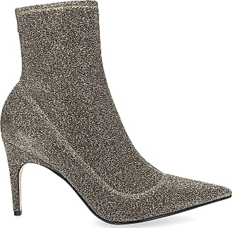 Sergio Rossi Ankle Boots A81711 polyamide gold