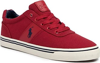 Ralph Lauren Mens Shoes Red Red Size: 10.5 UK