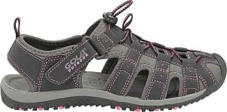 Gola Womens Shingle 3 Athletic Sandals (Black Pink, Numeric_8)