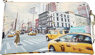 Y Not Y NOT YES-303S0 CLUTCH Women PRESS NEW YORK TU