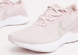 zapatillas nike mujer rosa