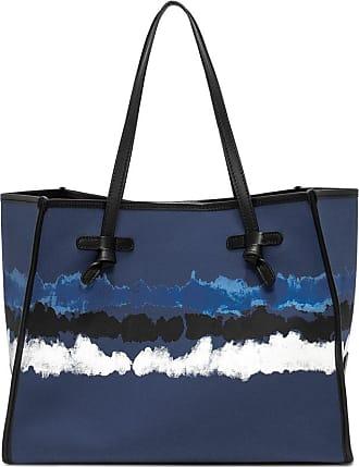 Gianni Chiarini medium blue marcella shoulder bag