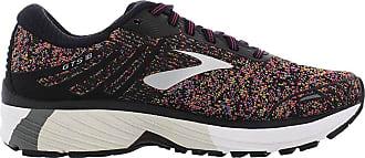 Brooks Womens Adrenaline GTS 18 Running Shoes Pink Size: 4 UK