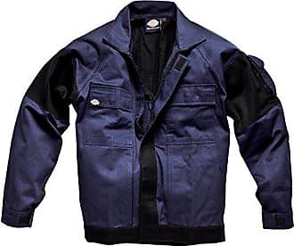 Dickies WD4910, Veste de Travail Homme, Bleu (Marine Noir), XXX 04ddff8c179e