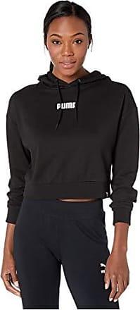 PUMA X SUE TSAI CROPPED HOODIE   Floral print hoodie, Hoodie