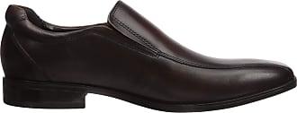 Aldo Mens Dress Loafers Shoes, Egille, Dark Brown, 10.5