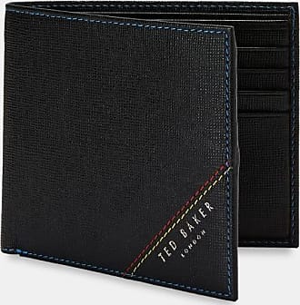 Ted Baker Bifold Wallet in Black HIDD, Mens Accessories