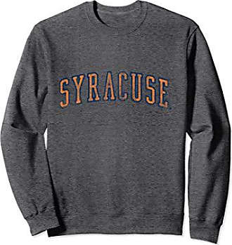 Venley Syracuse U Womens NCAA Womens Crew Neck Sweatshirt cuse1008