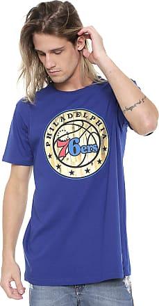 NBA Camiseta NBA Philadelphia 76ers Azul