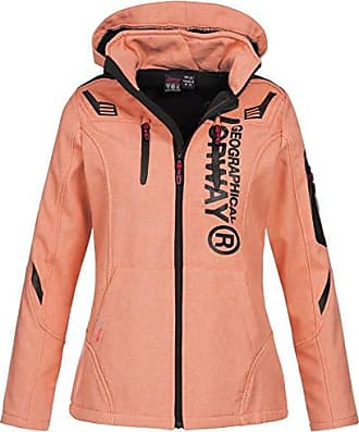 Geographical Norway® Outdoorjacken in Rot: ab 24,90 €   Stylight