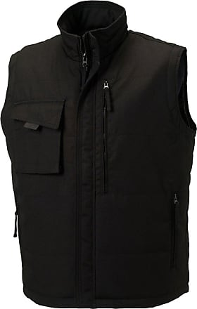 Russell Athletic Russell Heavy Duty Gilet Colour=French Navy Size=2XL