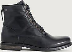 Sneaky Steve Kängor Delerius Leather Sho Svart