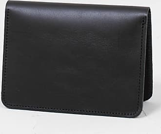 Heritage Leather Co. Leather Travel Wallet Black