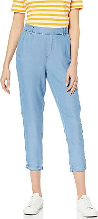 Vero Moda Womens VMMAYA MR Loose Summer Ankle Pant GA Trouser, Nomad, S