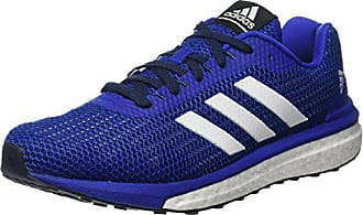 finest selection dccaa 4059b adidas Vengeful, Chaussures de Running Entrainement Homme, Bleu Royal Footwear  White Collegiate