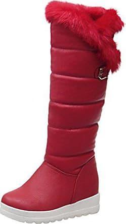 separation shoes 6a684 da317 Winterstiefel für Damen in Rot: Jetzt bis zu −31% | Stylight