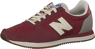 New Balance 220 Trainers Hommes Red - UK:10.5 - Low top Trainers