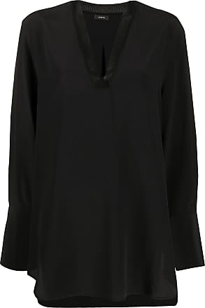 Joseph loose-fit blouse - Black