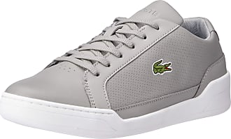 Lacoste Mens Mens Challenge 119 2 SMA Trainers in Grey White - UK 7