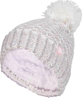Heat Holders 1 Ladies Genuine Heatweaver Thermal Winter Warm HAT 5 Variations - Alesund, Nora, Solna, Areden, Lund (Coral/Cream - Lund)