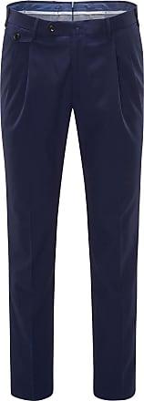Pantaloni Torino Baumwollhose Gentleman Fit navy bei BRAUN Hamburg