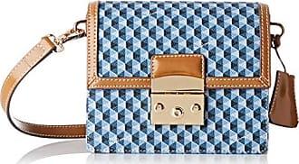 71c2f93817f Mac Douglas femme Jazzy Paloma Xs Sac porte epaule Multicolore (Bleu Marron)