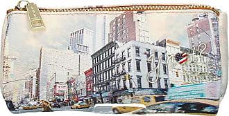 Y Not Y NOT YES-415S0 CLUTCH Unisex PRESS NEW YORK TU