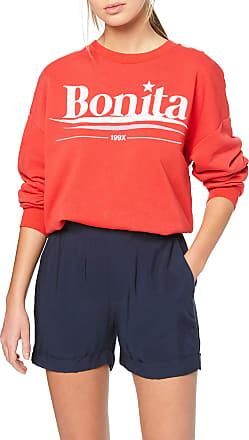 Vero Moda Womens Vmboca Maya Shorts, Blue (Navy Blazer Navy Blazer), 8 (Size: X-Small)