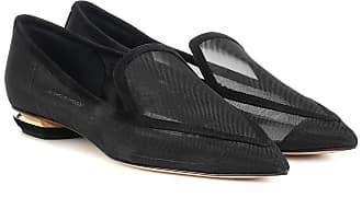 Nicholas Kirkwood Beya mesh loafers
