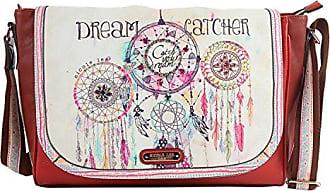 Nicole Lee Dorothy Messenger Bag, Dream Catcher, One Size