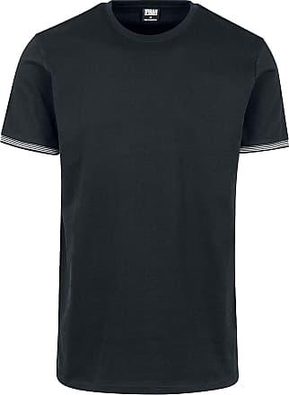 Urban Classics Rib Ringer Tee - T-shirt - Herr-T-shirt - 50515349624e1