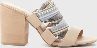 Kelsi Dagger Monaco Bone WomenS Heel 5.5 Sandals