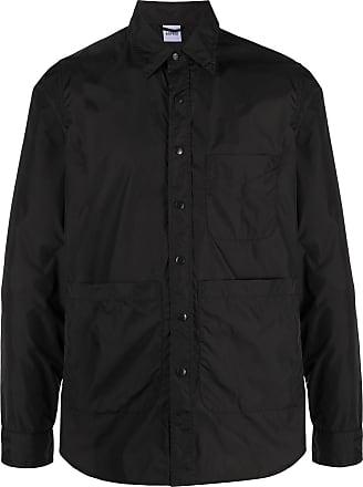 Aspesi Camisa com bolsos - Preto