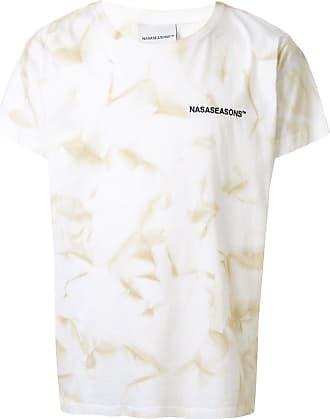 Nasaseasons Camisa mangas curtas branca - Branco
