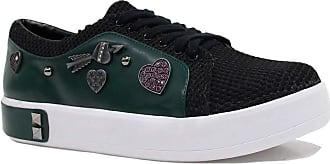 Zariff Tênis Zariff Shoes Casual Flarform Metais