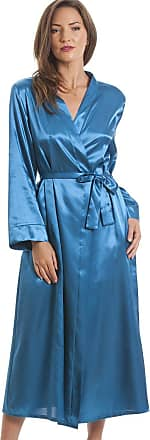 Camille Satin and Lace Teal Wrap 18/20